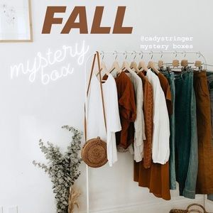 Mini Fall Mystery Box!! 🍂